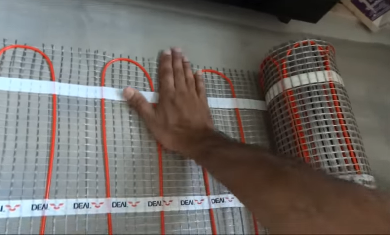 Some Other Flooring Options On Installing An Underfloor Heating System: